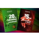 Książka: 20 lat lubuskiej koszykówki Maciej Noskowicz, Grzegorz Potęga