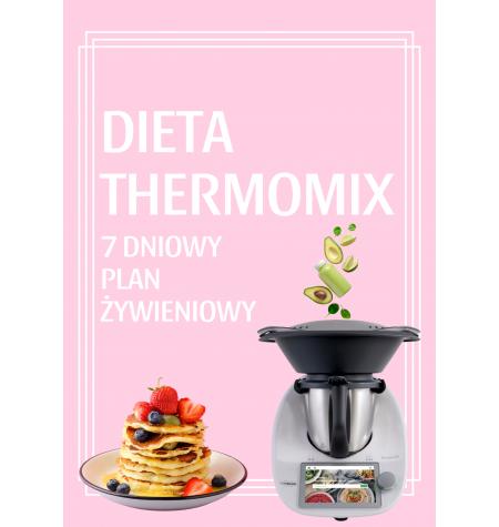 DIETA THERMOMIX – 7 dniowy plan żywieniowy