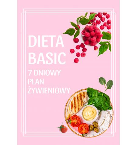 DIETA BASIC – 7 dniowy plan żywieniowy