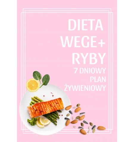 DIETA WEGE + RYBY – 7 dniowy plan żywieniowy